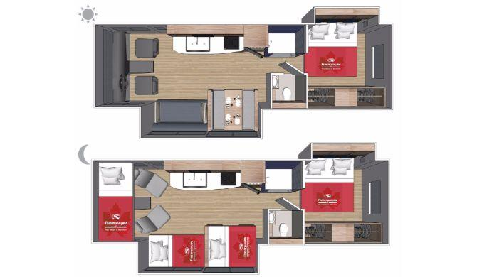 Fraserway A Luxury Floorplan