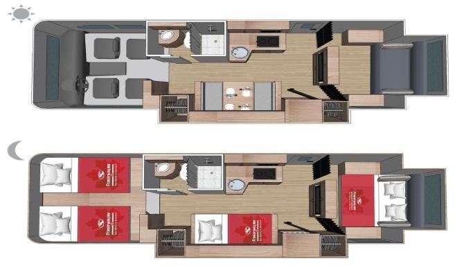 Adventure 4 floorplan