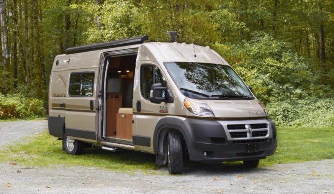 Fraserway Van Conversion