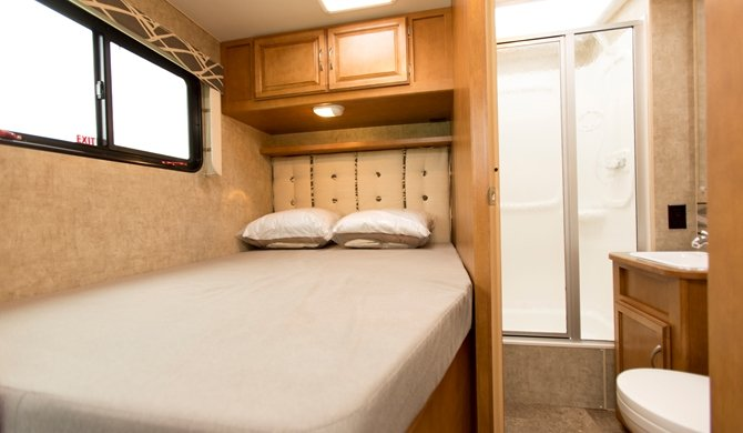 Star RV Taurus Interieur