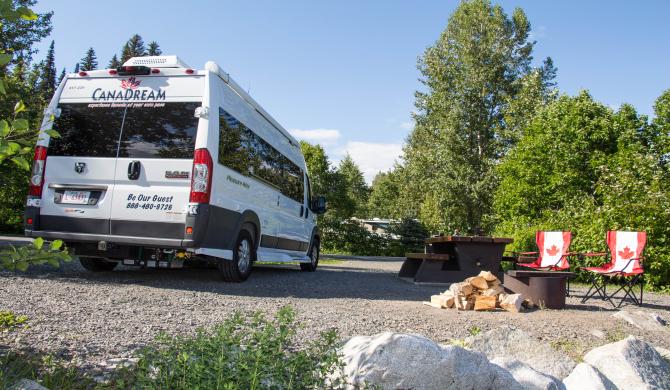 Canadream DVC Camper Canada
