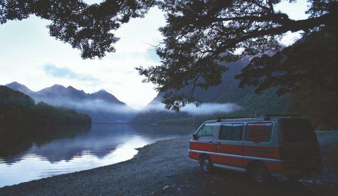 Hippie Nieuw-Zeeland exterieur
