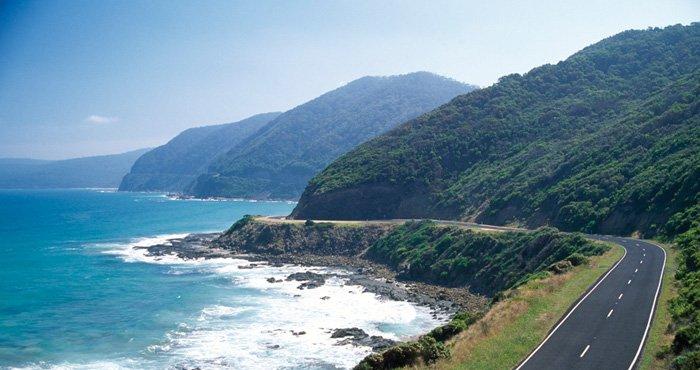 vic; great ocean road