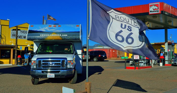 Cruise America Route 66