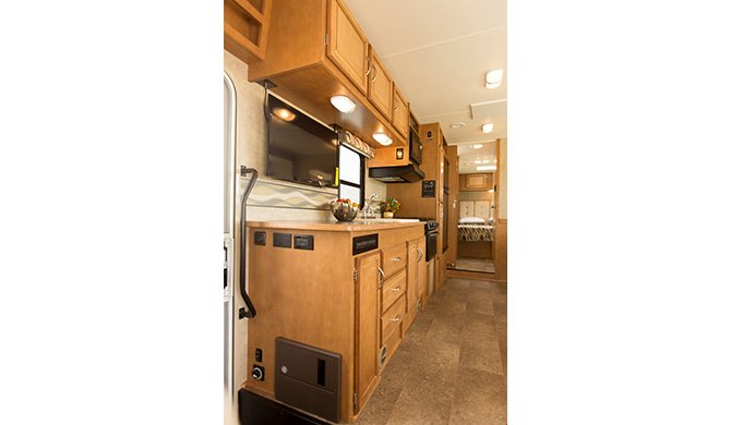 Star RV Perseus interior