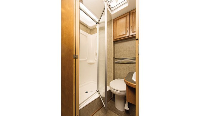 Star us rv tucana interior
