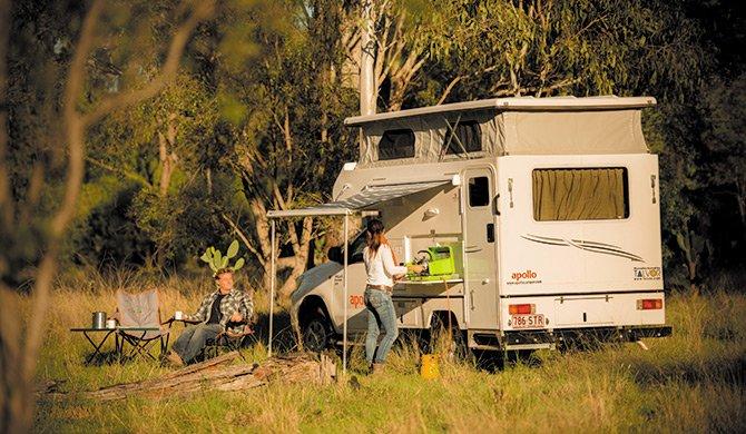 APAU Adventure Camper Exterior