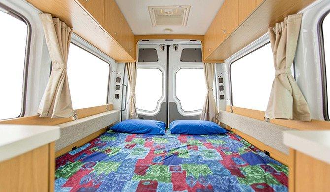 APAU Euro Tourer interior