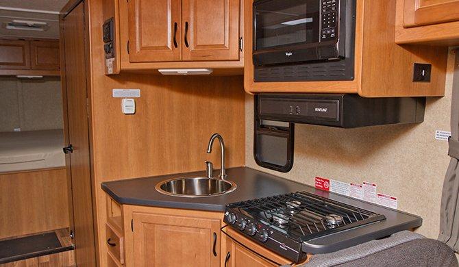 Cruise America C30 Interior