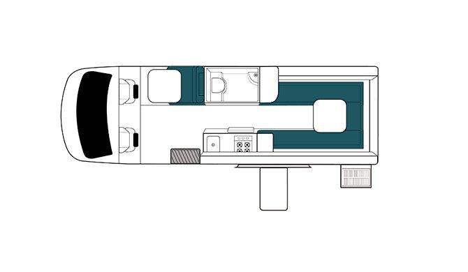 Maui NZ Ultima Floorplan