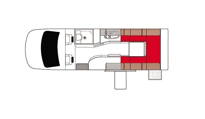 Mighty AU Deuce floorplan