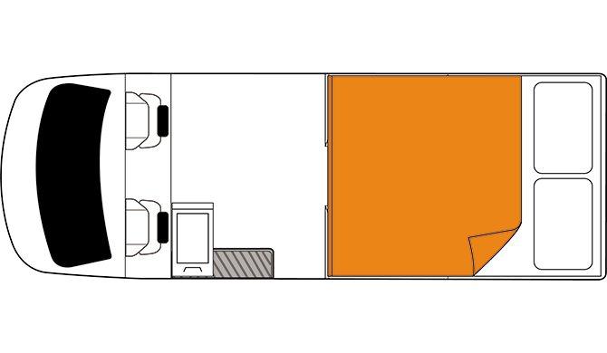 Britz Au Scout floorplan