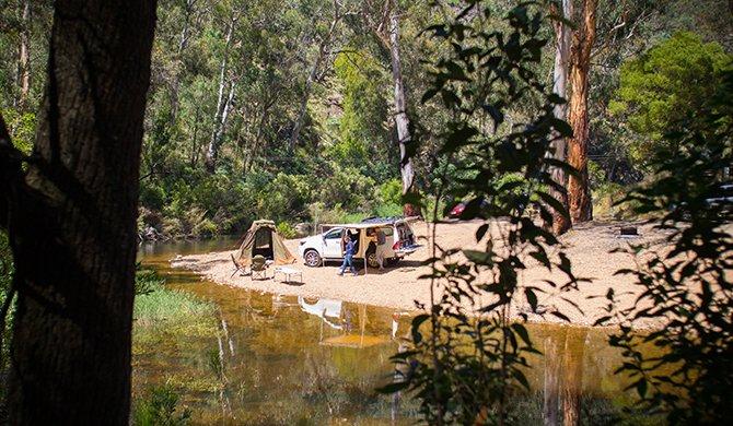 Britz Au outback 4WD