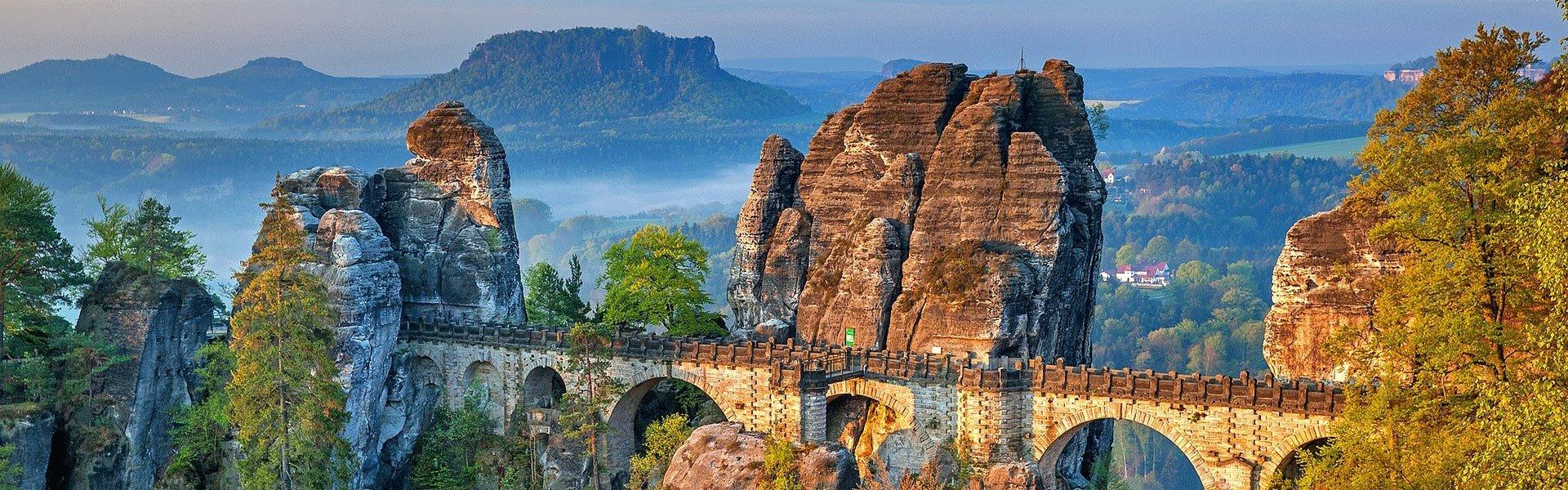 Victoria CamperHolidays Duitsland-Saskisch Zwitserland
