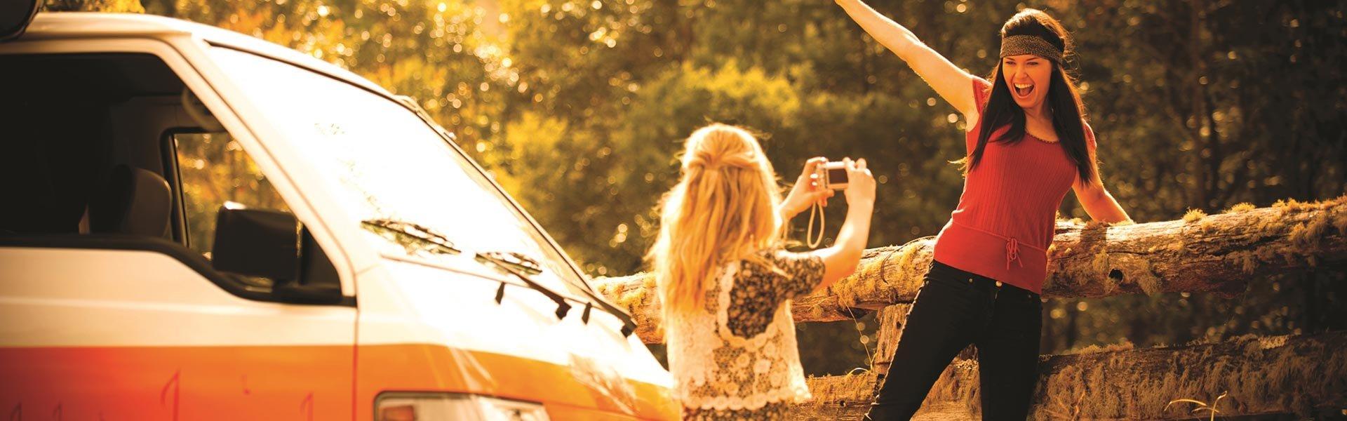 Banner top hippie pagina's