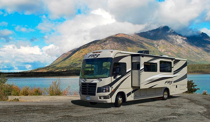Fraserway A Luxury Camper