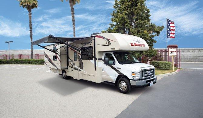 Huur de El Monte FS31 camper en ga op reis door Amerika