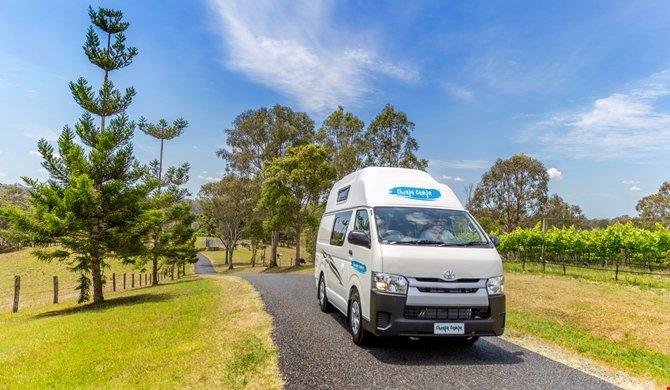 Cheapa Campa Endeavour - Camper Australië