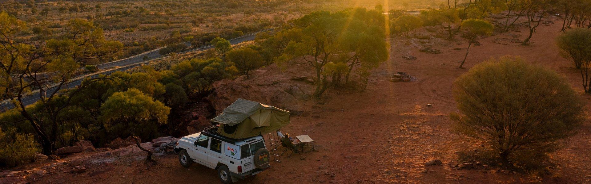 Campervakantie Australië