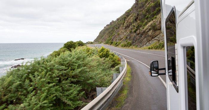 Campervakantie Australië - Great Ocean Road