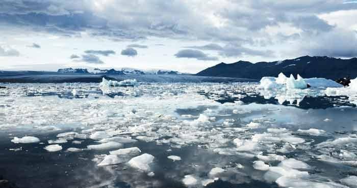 Bezoek het Jökulsárlón gletsjermeer tijdens een camperreis door IJsland met Victoria CamperHolidays