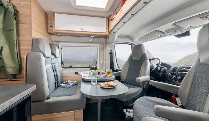 McRent Urban Luxury camper