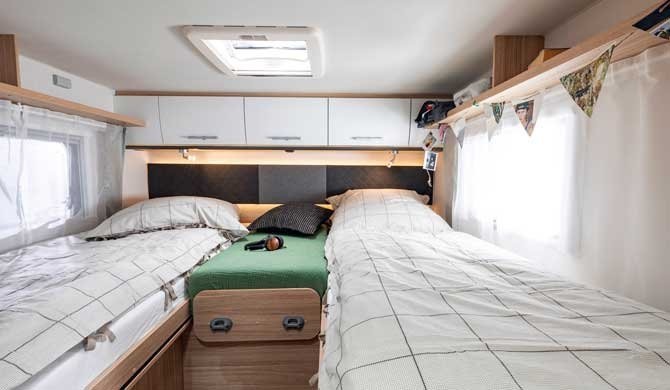 McRent Family Standard camper