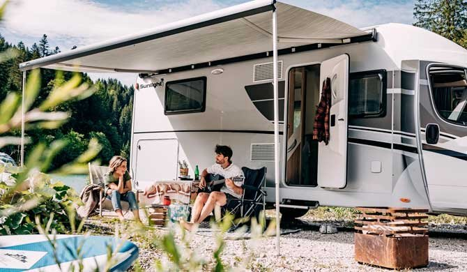 McRent Family Standard camper