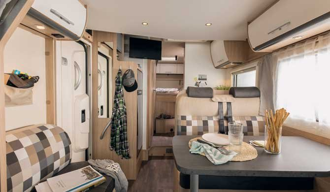McRent Comfort Luxury camper