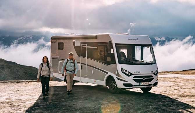 Op camperreis door Europa in de McRent Comfort Luxury camper