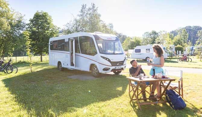 Op camperreis in de McRent Premium Standard camper