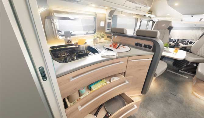 McRent Premium Standard camper