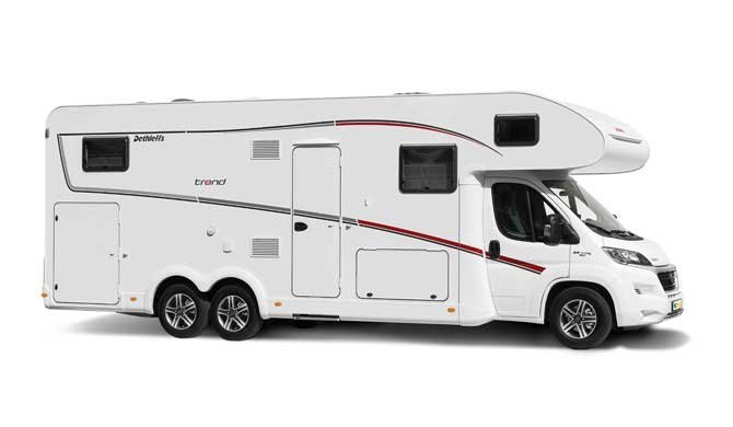 McRent Premium Plus camper