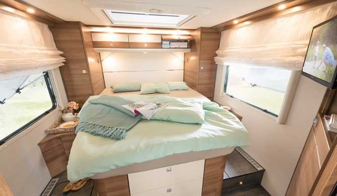 McRent Premium Luxury camper