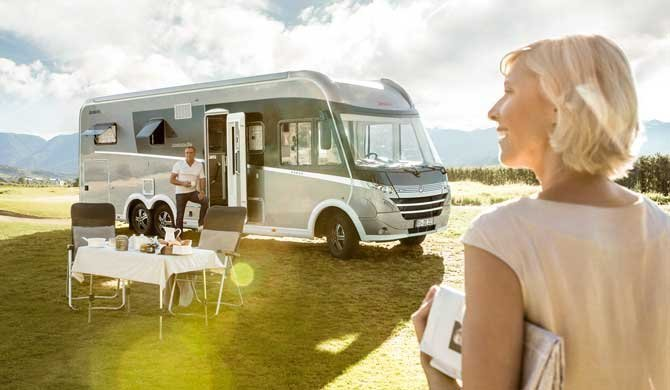 Op camperreis door Europa in de McRent Premium Luxury camper