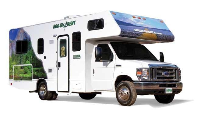 Cruise America/Canada C25 camper