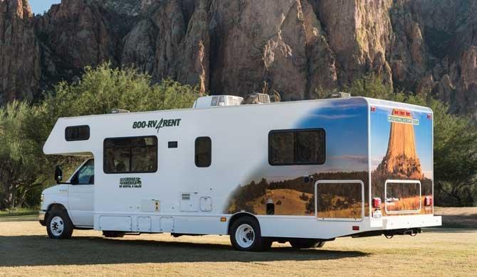 Cruise America/Canada C30 camper