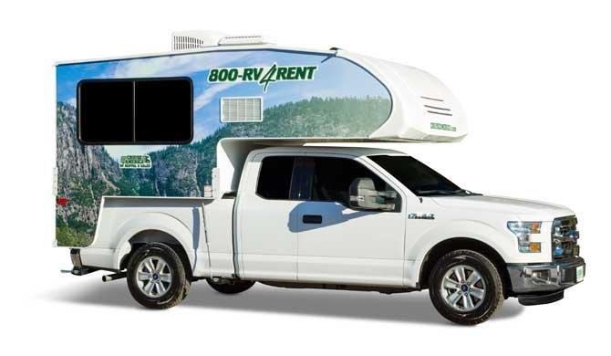 Cruise America/Canada T17 camper