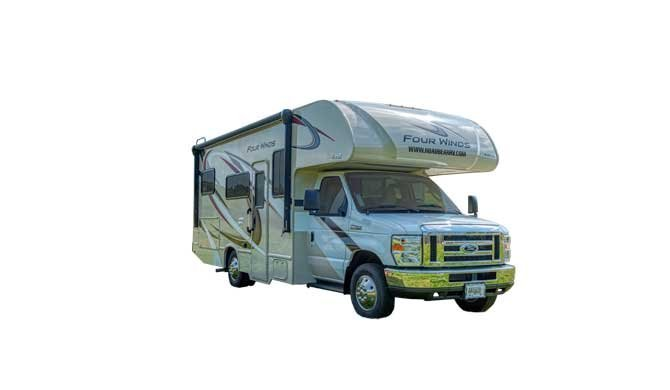 Road Bear C22-24 Camper