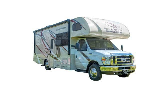 Road Bear C25-27 camper