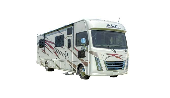 Road Bear A30-32 camper