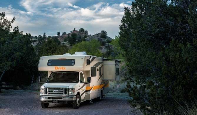 Met een camper van Britz op reis door Amerika