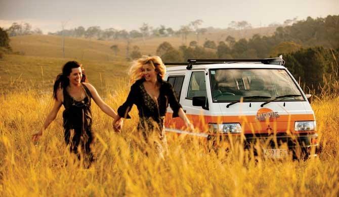 Op camperreis door Nieuw-Zeeland in de Hippie Drift camper