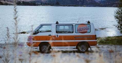 Op reis door Nieuw-Zeeland in de Hippie Drift