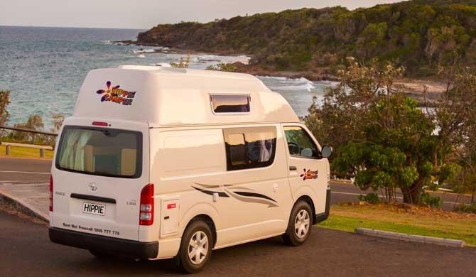 Op camperreis door Nieuw-Zeeland in de Hippie Endeavour camper