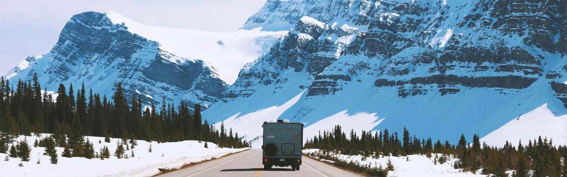 Ga op camperreis door Canada