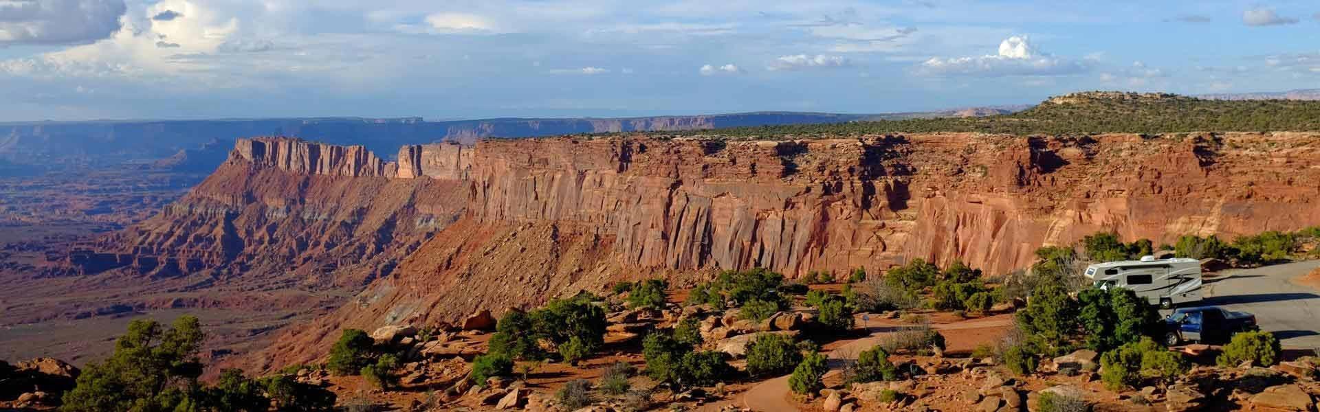Bezoek de Grand Canyon tijdens een camperreis door Amerika met Victoria CamperHolidays
