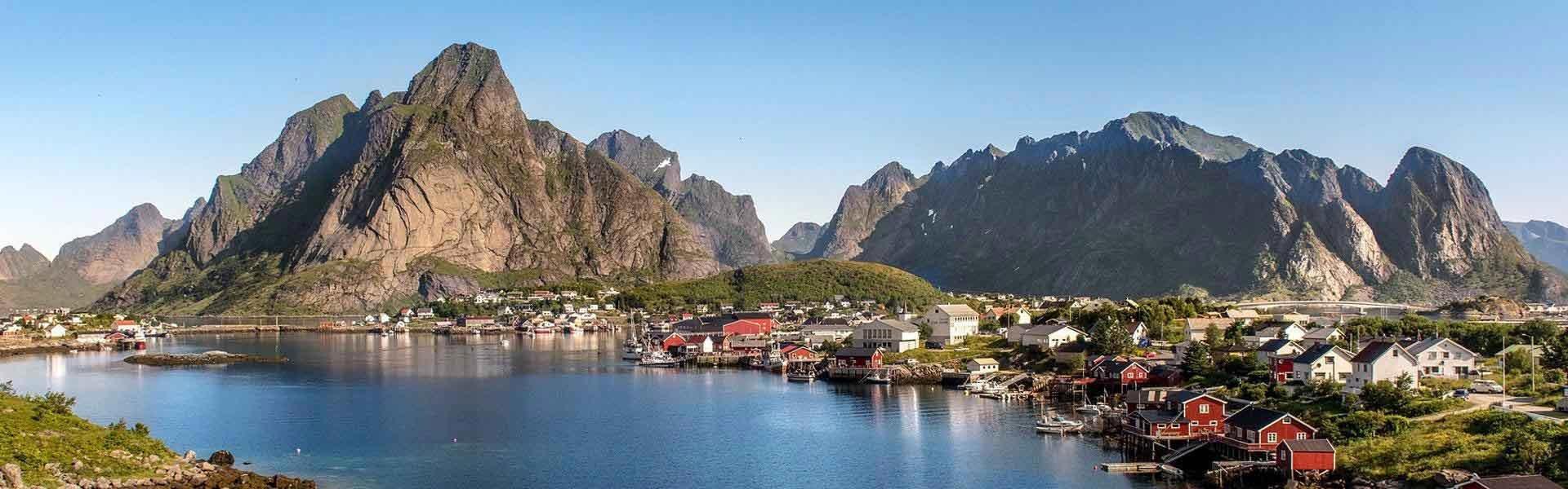 Maak een camperreis door Noorwegen met Victoria CamperHolidays