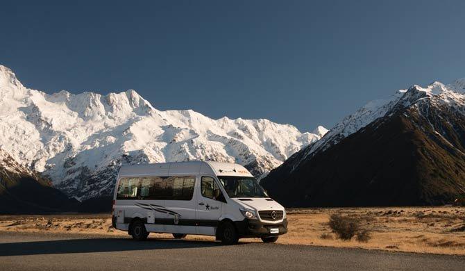 Op camperreis door Nieuw-Zeeland in de Aquila camper van Star RV