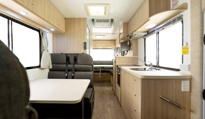 Star RV Hercules camper